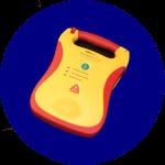 De AED voor reanimatie